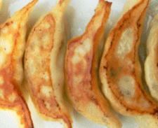 きりんの焼き餃子